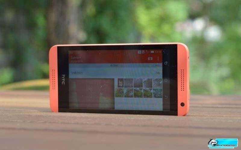 Программное обеспечение HTC Desire 610