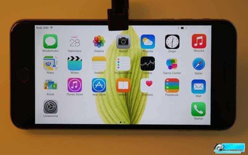 Экран iPhone 6 Plus обзор