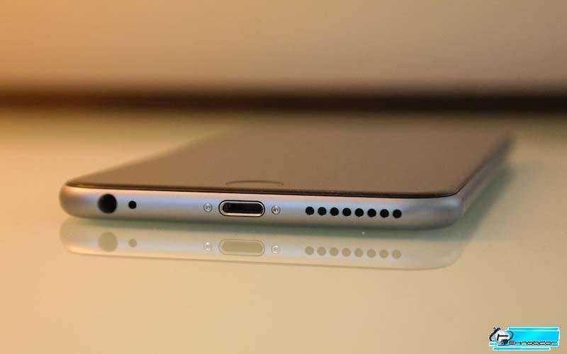 Apple iPhone 6 Plus - обзор Apple смартфона