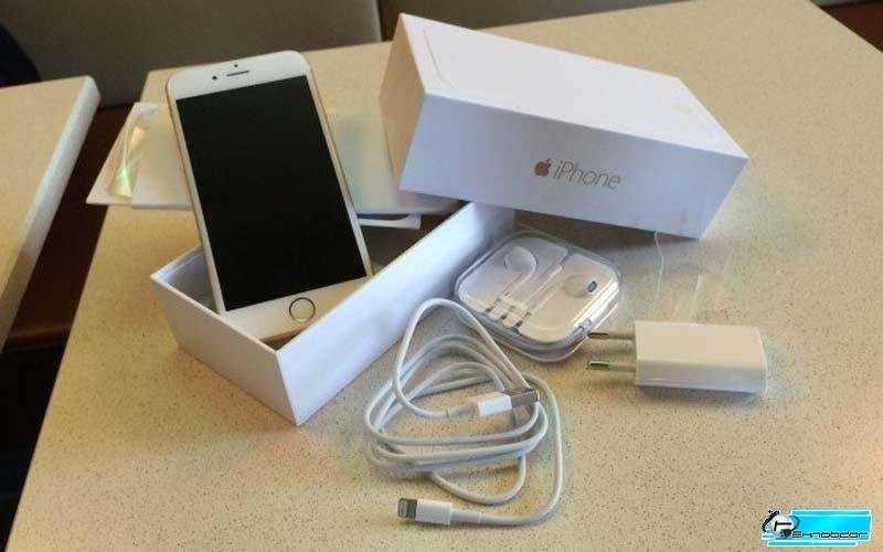 Обзор нового смартфона Apple iPhone 6