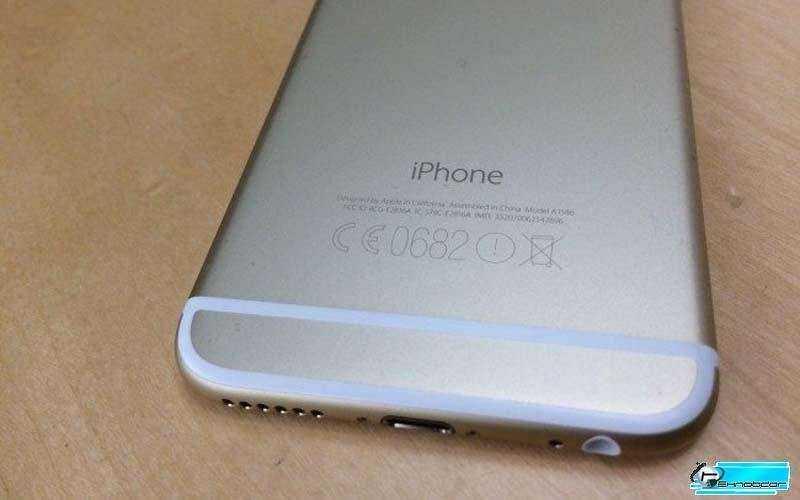 iPhone 6 это действительно большой телефон