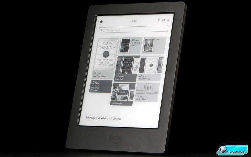 Электронная книга Kobo Aura H20