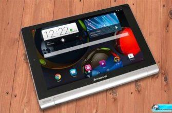 Второе издание планшета Lenovo Yoga