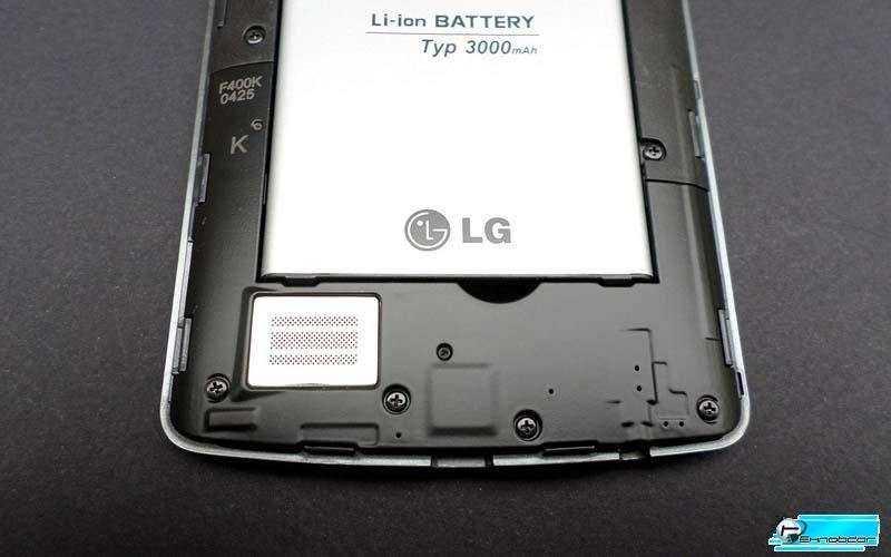 Эффективная оптимизация и батарея LG G3