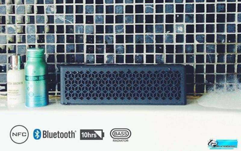 Creative MUVO™ mini - Водостойкая, портативная и беспроводная Bluetooth колонка