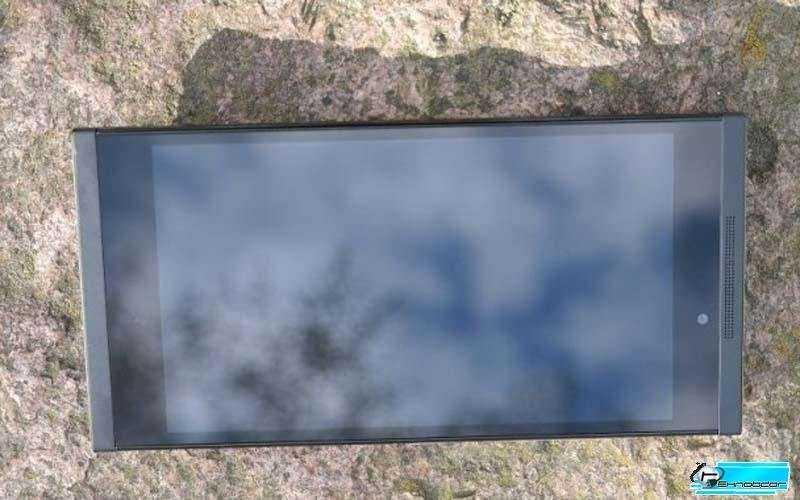 Обзор MyPhone Luna – недорогой phablet