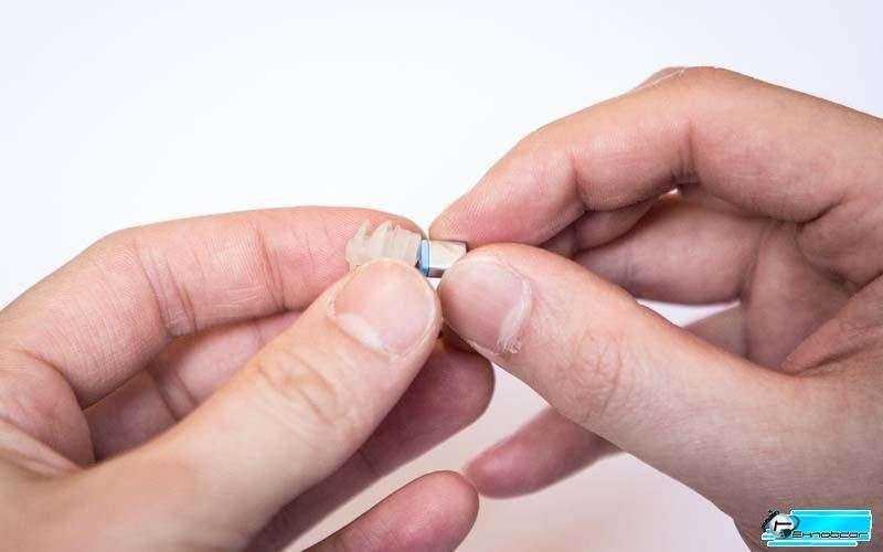 Слуховой аппарат Nanoplug
