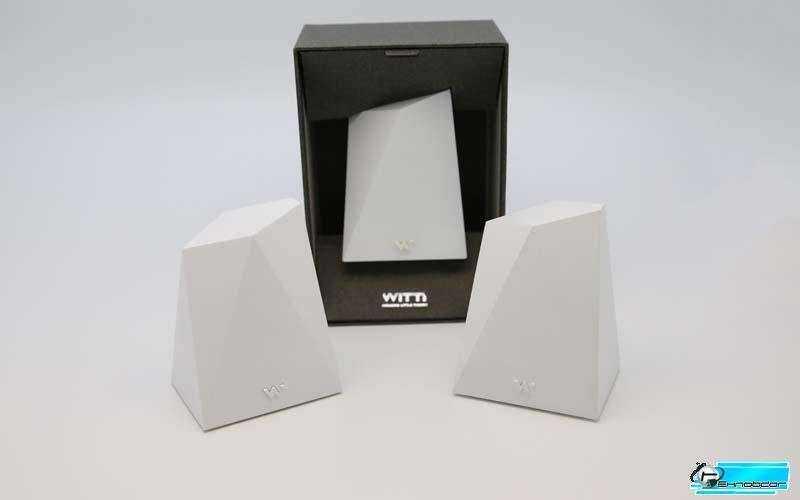 Notti - многоцветная умная лампа
