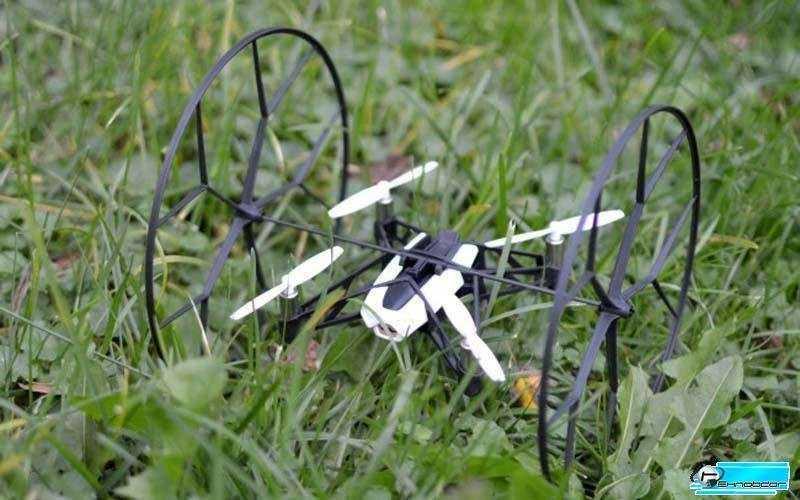 Колеса Parrot Rolling Spider