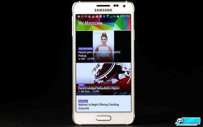 Технические характеристики Samsung Galaxy Alpha