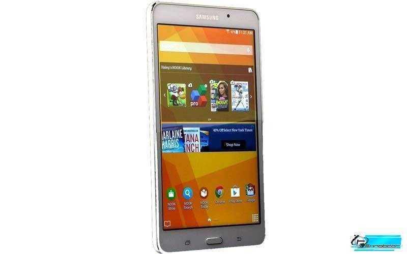 Samsung Galaxy Tab 4 Nook – Обзор планшета для чтения