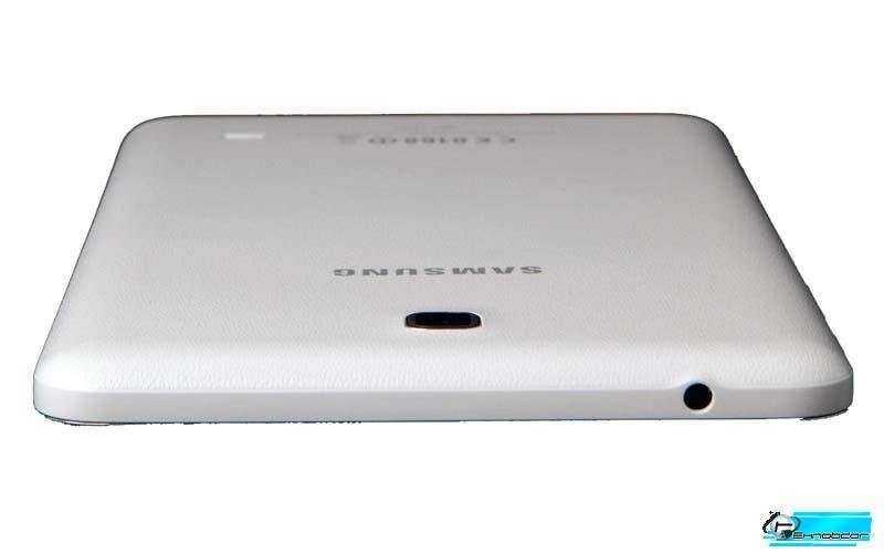 Samsung Galaxy Tab 4 Nook – дизайн