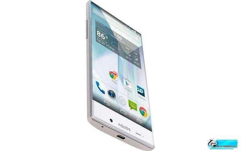 Обзор смартфона Sharp Aquos Crystal, с самыми тонкими в мире рамками