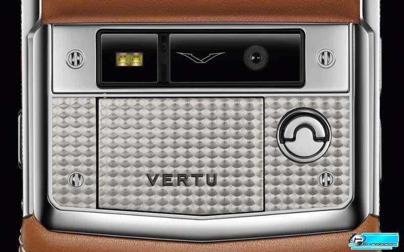 Только 2000 смартфонов Vertu Bentley за 16500$ выйдет на рынок