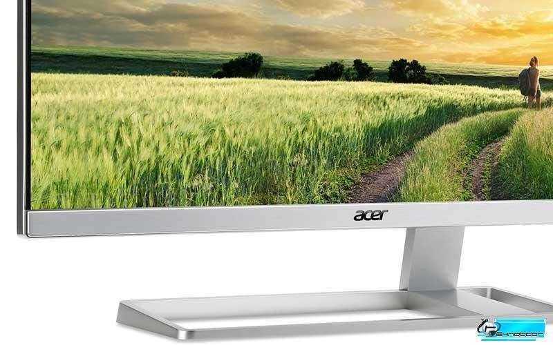 Новый 4К монитор Acer - Меньше ободок - больше экран
