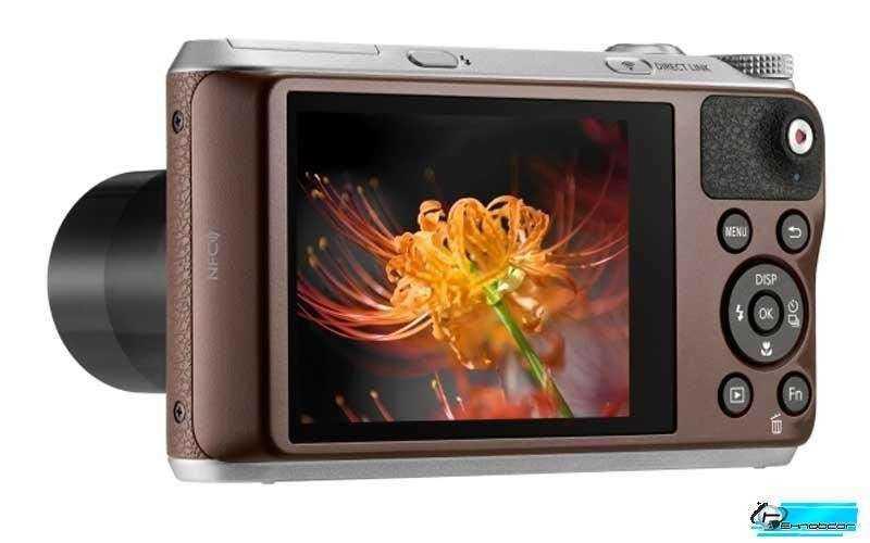 Смарт-камера Samsung WB350F – Обзор новинки компании Samsung