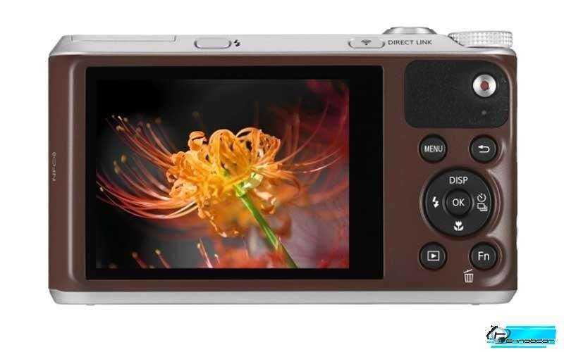 Обзор камеры Samsung WB350F