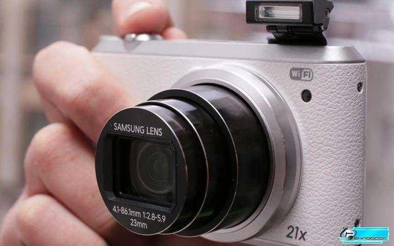 Дизайн и удобство использования Samsung WB350F