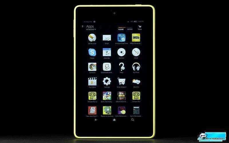 Обзор Amazon Kindle Fire HD 6