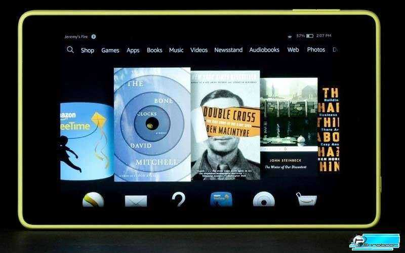 Amazon Fire HD 6 – обзор планшета