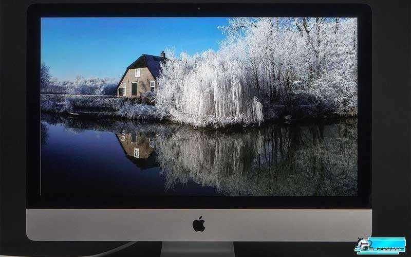 Экран и изображение Apple iMac Retina