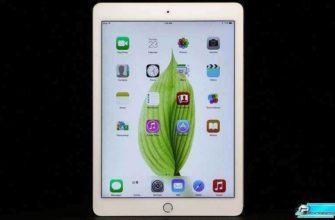 Новый Apple iPad Air 2 - Обзор