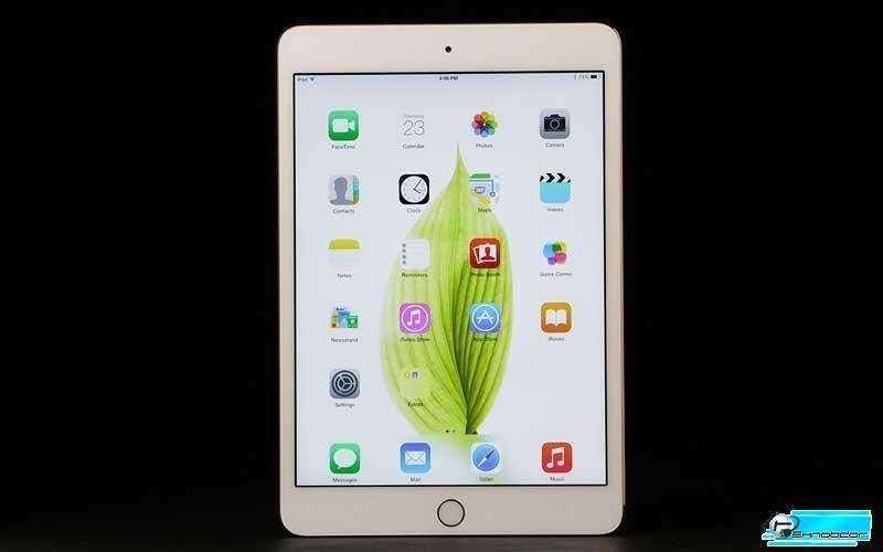 Новый Apple iPad Mini 3 – Обзор обновленного планшета