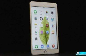 Новый Apple iPad Mini 3 – Обзор