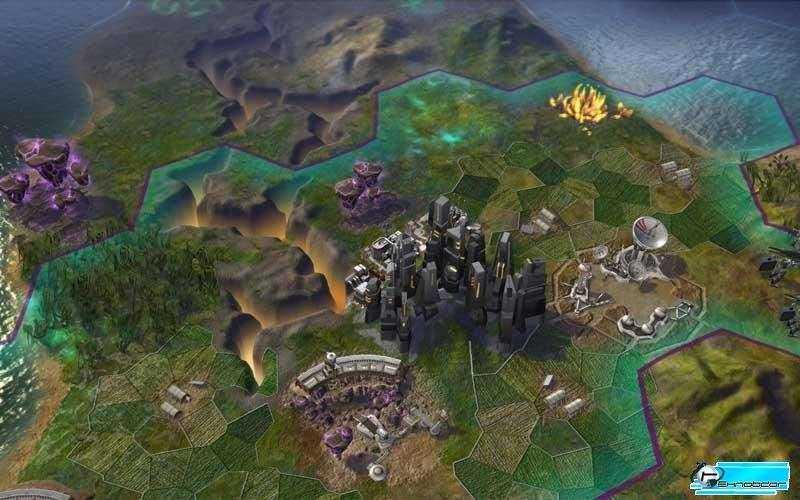 Civilization: Beyond Earth о новой игре и системных требованиях