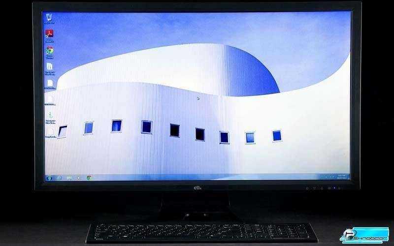 Недорогой 4К монитор CTL X2800 - Обзор