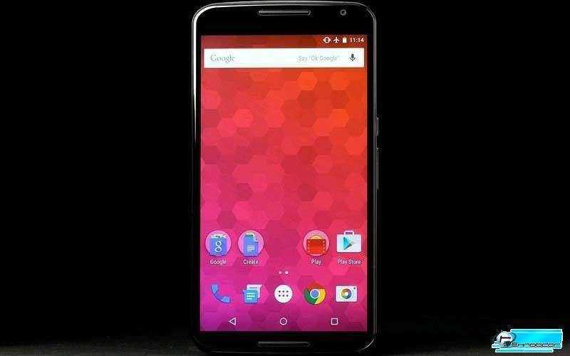 Google Nexus 6 обзор смартфона