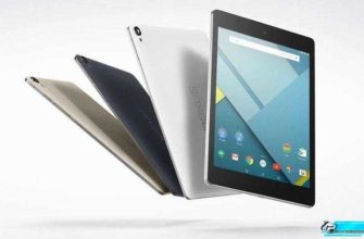 Обзор Google Nexus 9