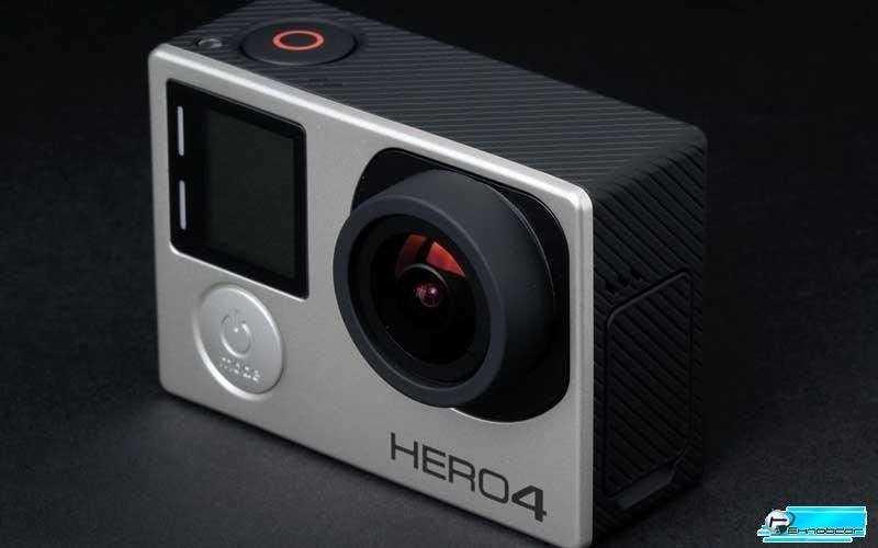 GoPro Hero 4 характеристики и дизайн