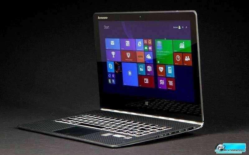 Быстрее, легче и красивее, новый Lenovo Yoga 3 PRO – обзор ноутбука