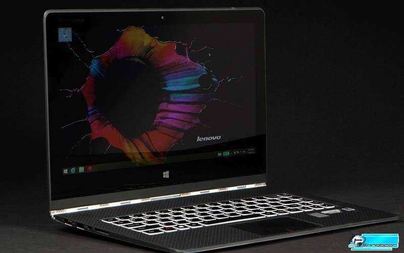 Дизайн Lenovo Yoga 3 PRO