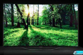 LG 55EC9300 – Обзор OLED-телевизора