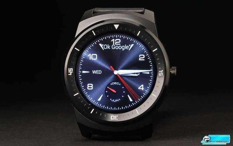 Обзор LG G Watch R – стильных смарт часов с характером