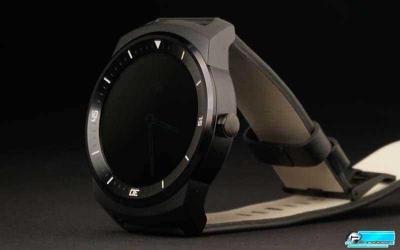 Обзор смарт часов LG G Watch R