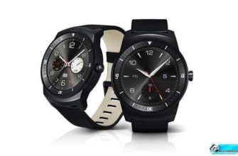 Обзор LG G Watch R – стильных смарт часов