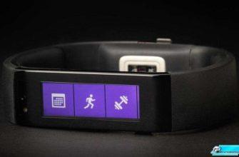 Microsoft Band – обзор фитнес устройства от Microsoft