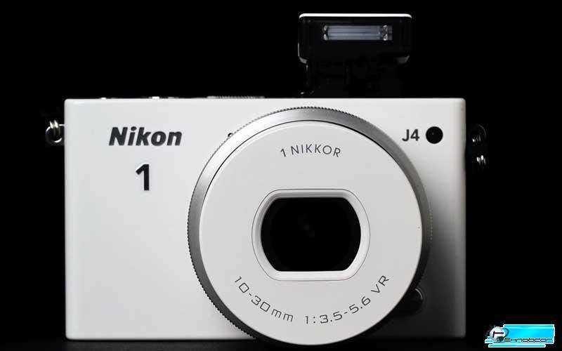 Фотоаппарт Nikon 1 J4