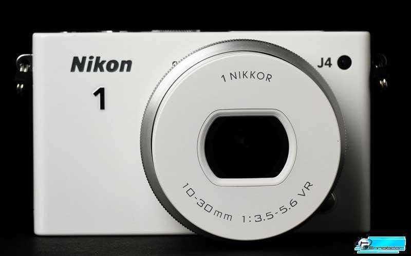 Особенности и дизайн Nikon 1 J4