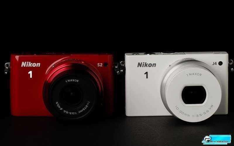 Камера Nikon 1 J4