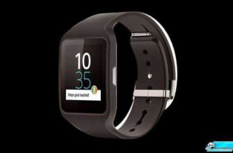 Часы Sony SmartWatch 3 – обзор