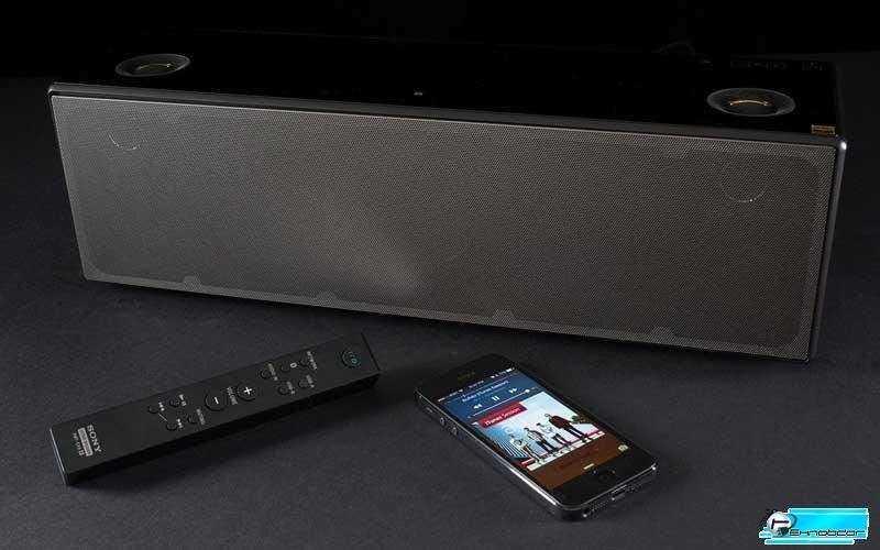 Sony SRS-X9 - Обзор