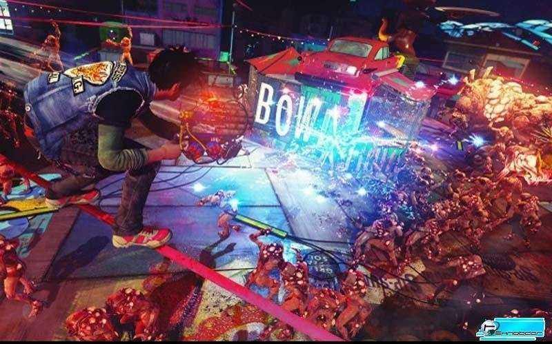 Лучшие погромы на Xbox с Sunset Overdrive – Обзор игры