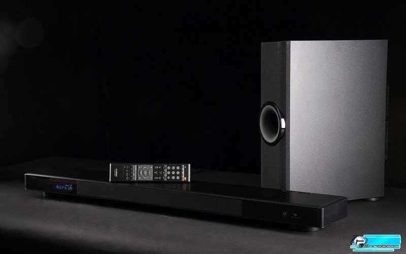 Yamaha YSP-2500 обзор акустической системы объемного звучания