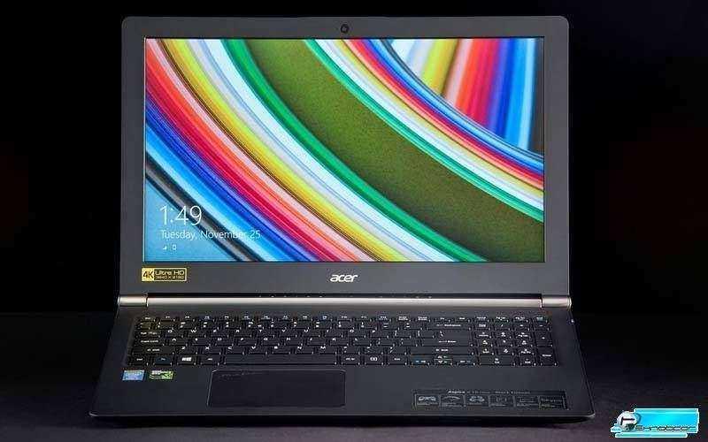 Acer Aspire V Nitro Black Edition – Обзор нового ноутбука от Acer