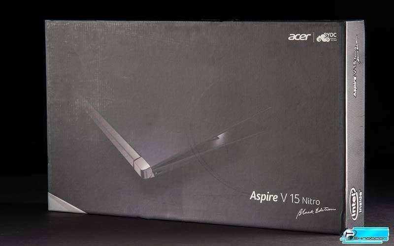 Acer Aspire V Nitro - обзор