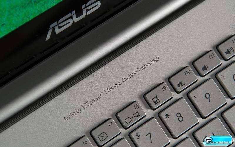 Динамики Asus Zenbook NX500